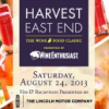 Harvest East End August 24th – Start Your Tastebuds