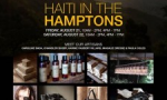 Meet Artists from Haiti at Donna Karan's Urban Zen Aug 21, 22