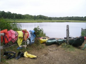 accabonac harbor kayaks