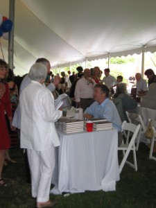 Authors Night East Hampton