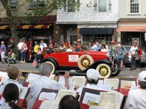 Sag Harbor Memorial Day Parade