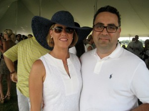 Dr. Nicholas and Jennifer Toscano