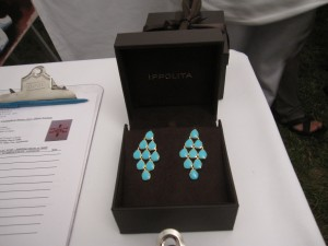 Ippolita cascading turquoise earrings