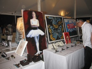 acria silent auction