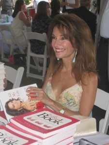 authors night susan lucci