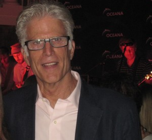 Ted Danson at Oceana's Hamptons Splash