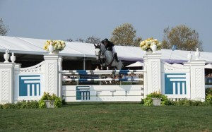 McLain Ward on Antares F