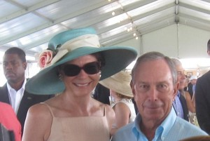 hampton classic michael bloomberg
