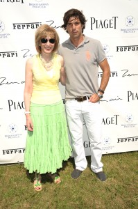 Town & Country's Valerie Salembier and Nacho Figueras