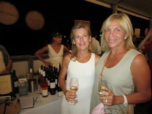 Gramercy Vineyard's Carol Sullivan and Laruen DePalo