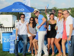 Fans of Zico Coconut Water