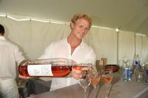 Bertaud Belieu at Bridgehampton Polo