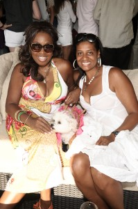 Star Jones and Nina Cooper