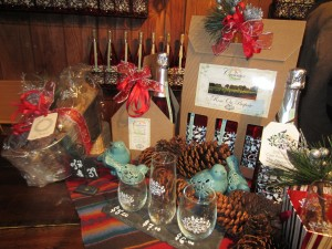 croteaux vineyard holiday gift