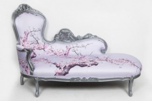 Jessica Lichtenstein Fainting Chair