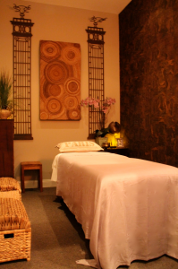 Best hamptons spas La Don Spa massage room