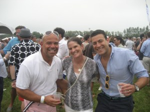 Steven Urso, Holly Buchanan, Todd Wolk