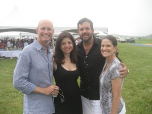 Stuart Siegel, Michele Unger, Louis Lemieux, Holly Buchanan