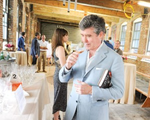 Jay McInerney at Watchcase Event