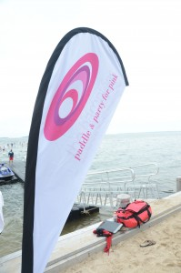paddle for pink board