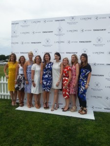 Lovely ladies of Bridgehampton Polo